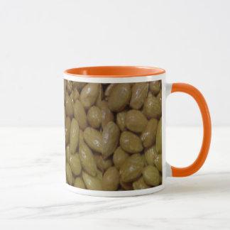 Usted es nuts para su café taza