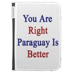 Usted es Paraguay derecho es mejor