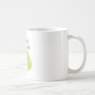 Usted es Pearfect Tazas De Café