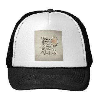 usted es sí el más justo gorras