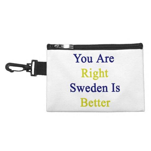 Usted es Suecia derecha es mejor