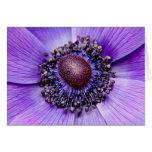 usted es tan agradable como pueden las flores tarjeta de felicitación