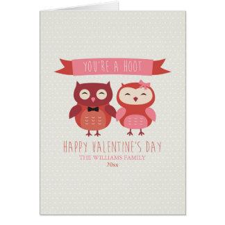 Usted es tarjetas de un el día de San Valentín del