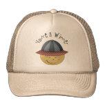 Usted es un ganador gorras de camionero