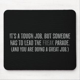 Usted es un líder excelente tapete de ratones