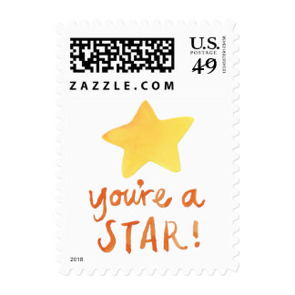 Usted es un sello de la estrella