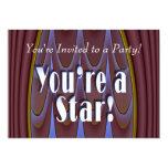 ¡Usted es una estrella! Comunicados