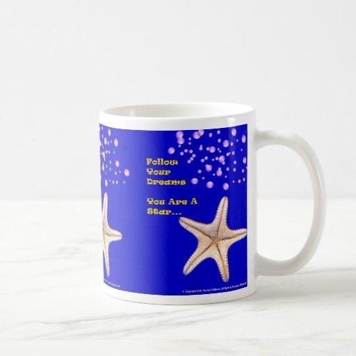 Usted es una taza de la estrella