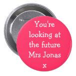 Usted está mirando a la señora futura Jonasx Pins