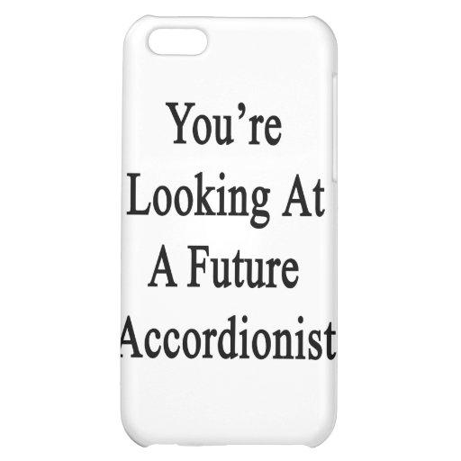 Usted está mirando a un acordeonista futuro
