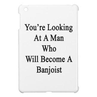 Usted está mirando a un hombre que haga Banjoist
