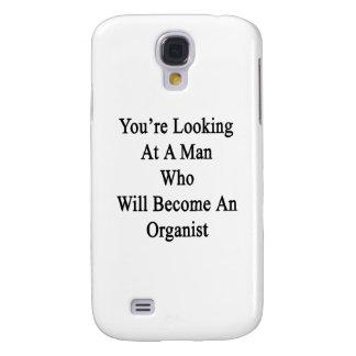 Usted está mirando a un hombre que haga un Organis