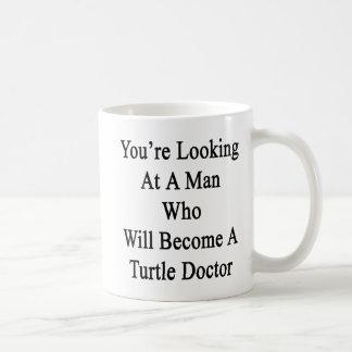 Usted está mirando a un hombre que haga una