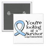 Usted está mirando a un superviviente del cáncer d pins