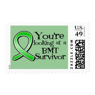 Usted está mirando a un superviviente del timbre postal