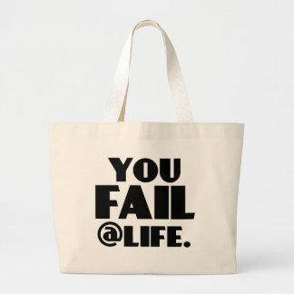 Usted falla el Life Bolsa