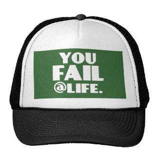 Usted falla el @Life Gorros