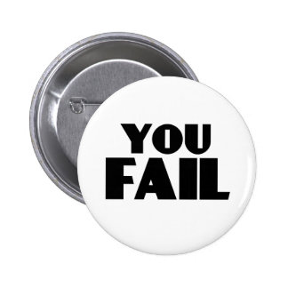 Usted falla pin