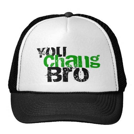 Usted gorra barato de Hawaii del bro de chang