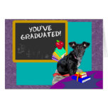 Usted graduó felicitacion