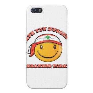 ¿Usted ha abrazado un libanés hoy? iPhone 5 Cárcasas