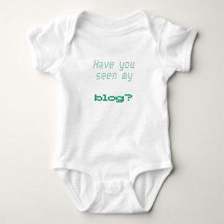¿Usted ha visto mi blog? Body Para Bebé