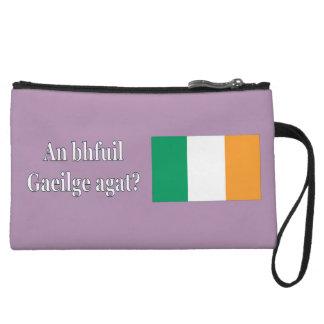 ¿Usted habla irlandés? en irlandés. Wf de la