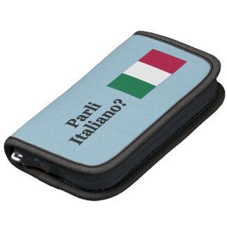 ¿Usted habla italiano? en italiano. FB de la Organizador