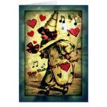 Usted hace que mi corazón canta tarjetas