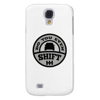 ¿Usted incluso desplaza? Funda Para Galaxy S4