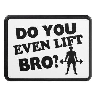 ¿Usted incluso levanta Bro? Tapas De Tráiler