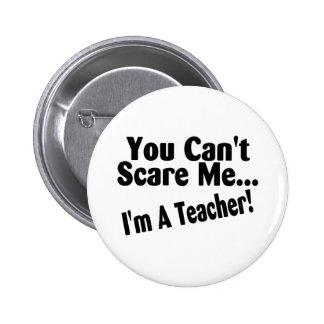Usted linado me asusta Im un profesor Pin