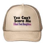 Usted linado me asusta que tengo dos hijas gorras de camionero