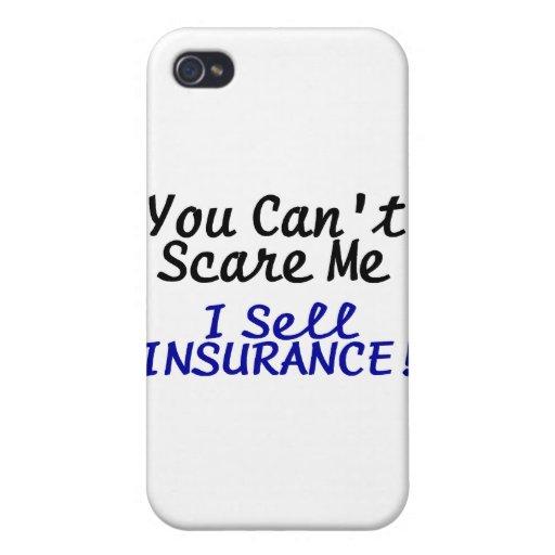 Usted linado me asusta que vendo el texto azul neg iPhone 4/4S carcasas