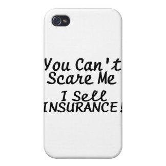 Usted linado me asusta que vendo seguro iPhone 4/4S carcasas