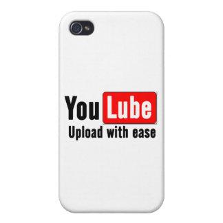 Usted lubrica iPhone 4/4S funda