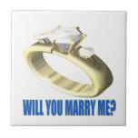Usted me casará azulejo ceramica