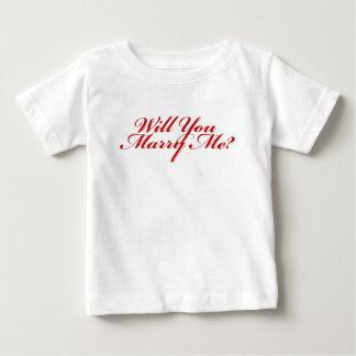Usted me casará día de San Valentín Camisas