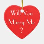 ¿Usted me casará? Ornamentos Para Reyes Magos