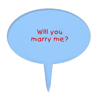 ¿Usted me casará? Primero de la torta de la Figura De Tarta