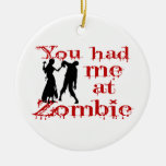Usted me tenía en el zombi ornamentos de reyes magos