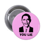 ¡Usted miente! (Obama) Pins