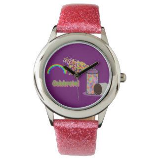 Usted mismo relojes de mano