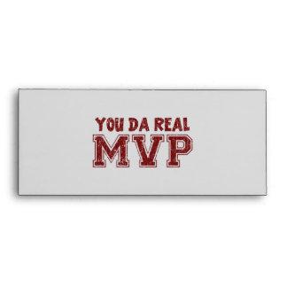 Usted MVP real de DA