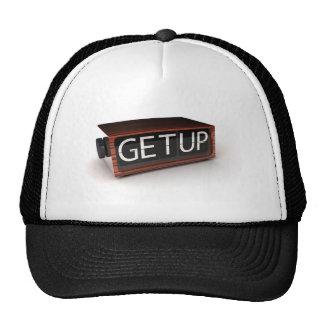 Usted necesita levantarse gorras de camionero