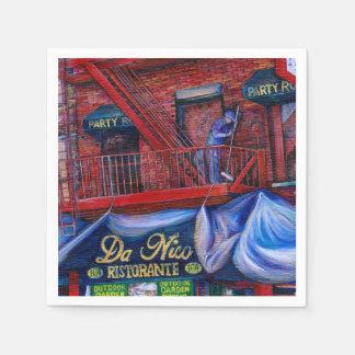 ¿Usted no ama la pintura roja New York City Nuev