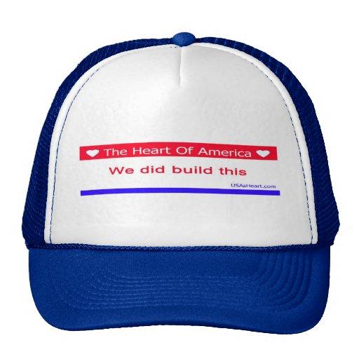 Usted no construyó que - construimos esto gorras