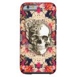 Usted no es aquí día del arte floral muerto funda resistente iPhone 6
