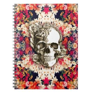Usted no es aquí día del arte floral muerto libros de apuntes