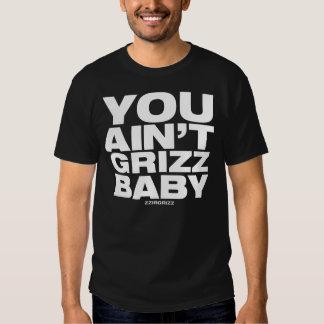 Usted no es bebé de Grizz - zzirgrizz Poleras